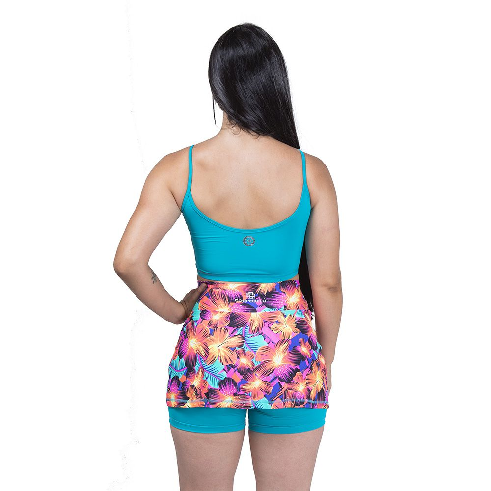 Short Saia Tropical