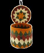 Caixas Decoradas | Arte Indígena | Urucureá M11