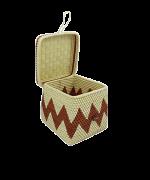 Caixas Decoradas | Arte Indígena | Urucureá M2