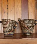 Dupla de Vasos Decorativos | Arte Indígena | Baniwa M5