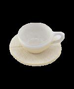 Jogo de Xícaras de Café Pequi | Cerâmica