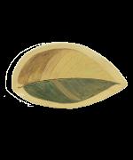 Petisqueira Folha Pau Jangada | Cerâmica