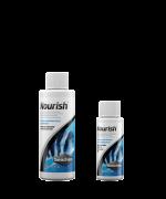 Seachem Food Nourish | Suplemento vitamínico para peixes