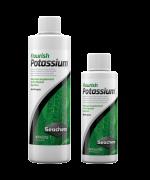 Seachem Freshwater Flourish Potassium | Suplemento para plantas de aquário