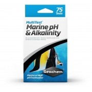 SEACHEM MULTITEST PH & ALKALINITY TESTS | TESTE DE AQUÁRIO