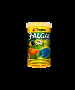 Tropical 3 Algae Flakes | Ração para Peixes
