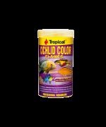 Tropical Cichlid Color Flakes | Ração para Peixes