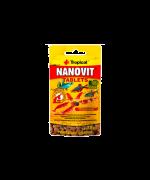 Tropical Nanovit Tablet | Ração para Peixes