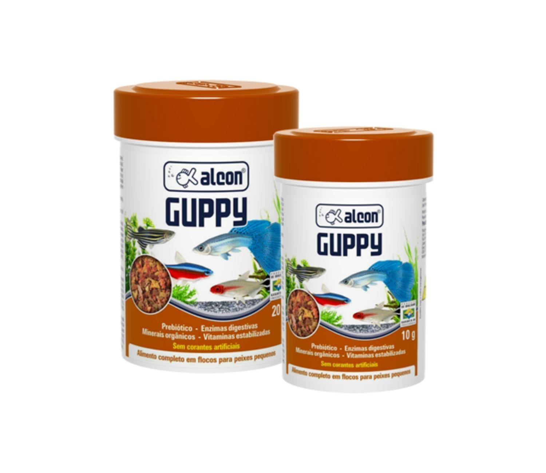 Alcon Guppy   Ração para peixes  - KAUAR