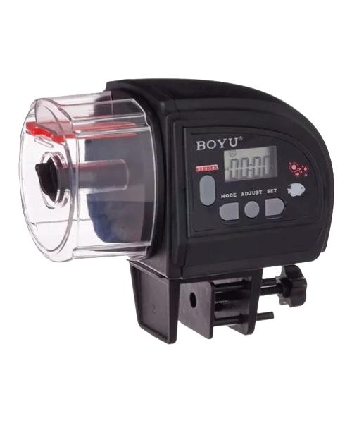 Alimentador automático para peixes BOYU ZW-66  - KAUAR