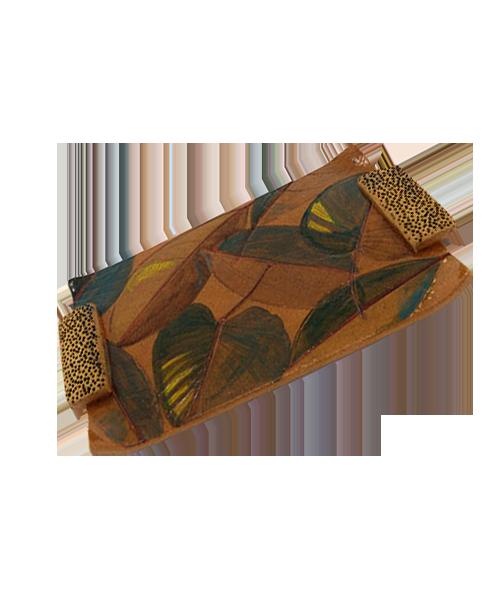 Bandeja Flora | Cerâmica  - KAUAR