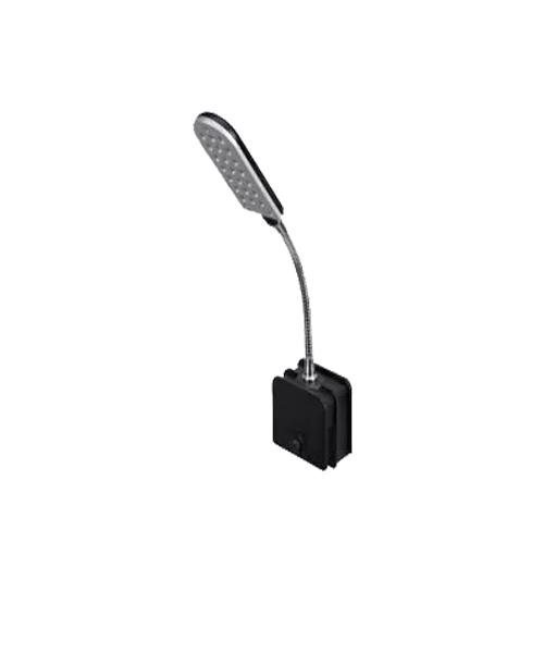 Luminária para aquário Boyu Jad LED Clipped Light CL -2L3  - KAUAR