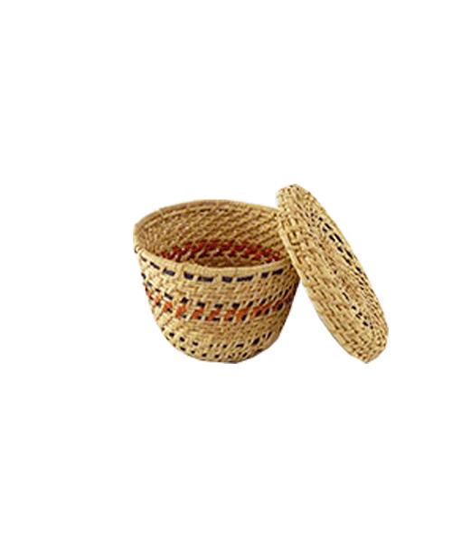 Caixas Decoradas   Arte Indígena   Ianomami M1  - KAUAR