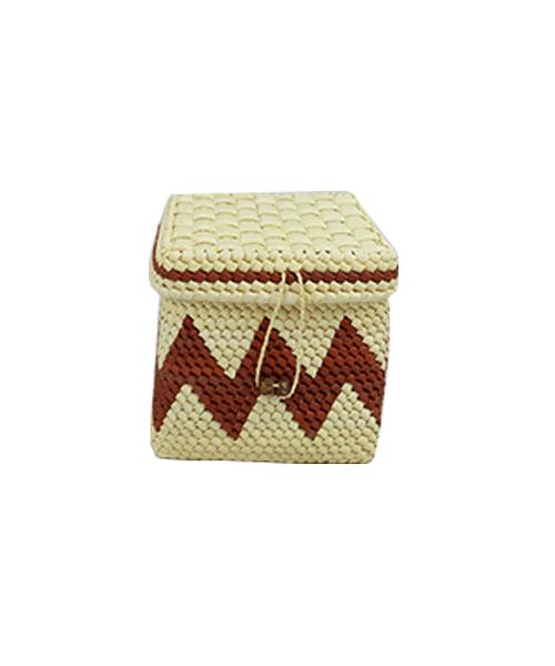 Caixas Decoradas | Arte Indígena | Urucureá M2  - KAUAR