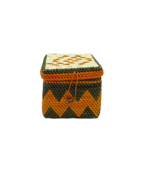 Caixas Decoradas | Arte Indígena | Urucureá M3  - KAUAR
