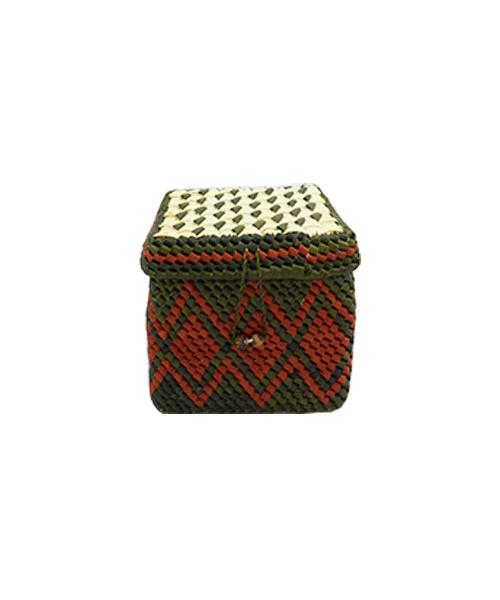 Caixas Decoradas | Arte Indígena | Urucureá M5  - KAUAR