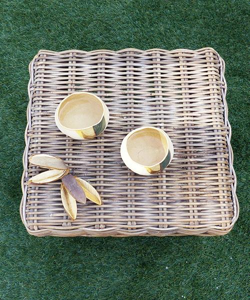 Copo de Caipirinha Ibatinga | Cerâmica  - KAUAR