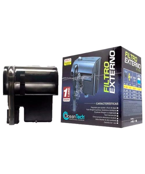 Filtro externo para aquário HF-100 Ocean Tech  - KAUAR