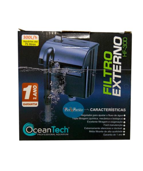Filtro externo para aquário HF-0300 Ocean Tech  - KAUAR