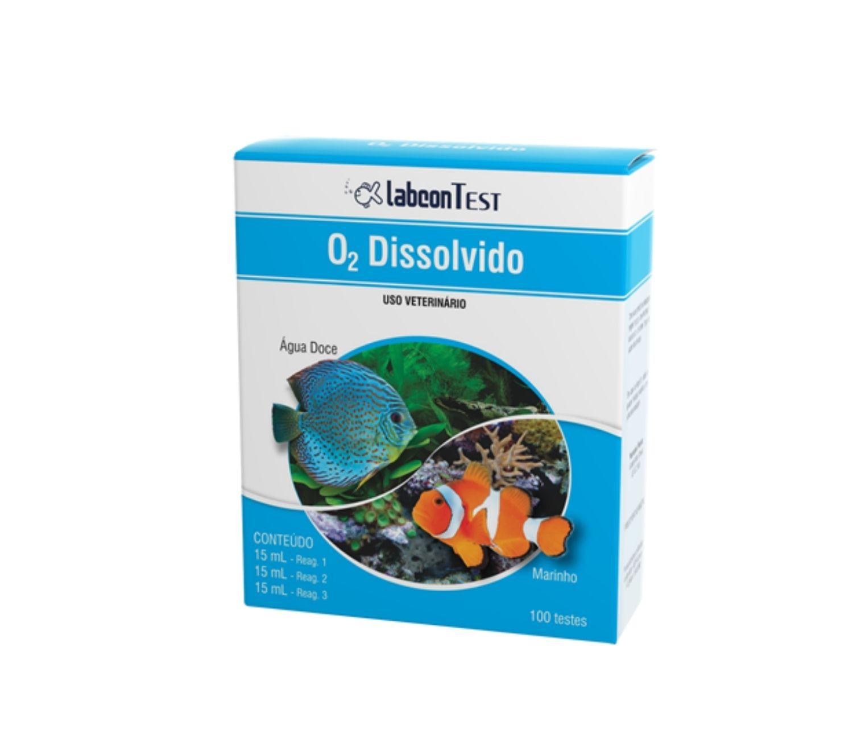 Labcon  O2 | Teste para aquário  - KAUAR