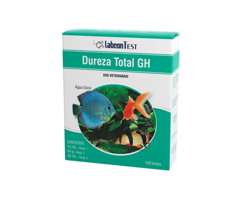 Labcon Teste Dureza Total GH | Teste para aquário  - KAUAR