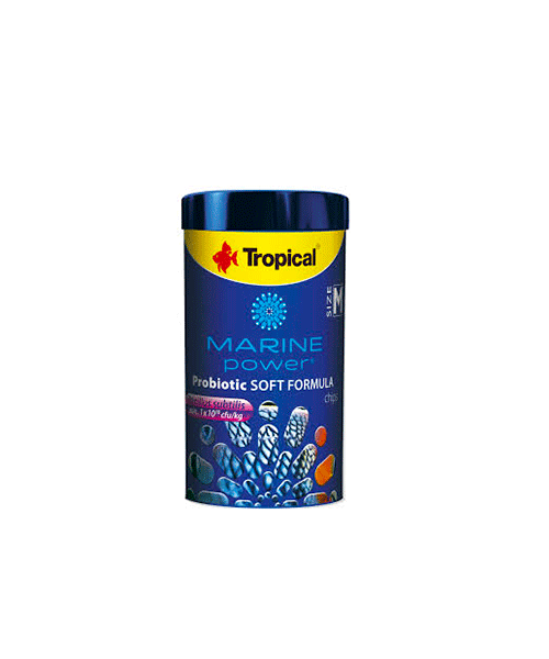 Tropical Marine Power Probiotic Soft Formula Size M | Suplemento para Peixes  - KAUAR