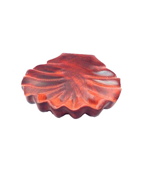 Porta Aliança Concha | Artesanato em madeira  - KAUAR