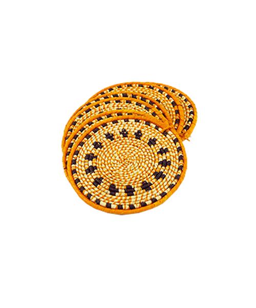 Porta Copos | Arte Indígena | Urucureá M3  - KAUAR