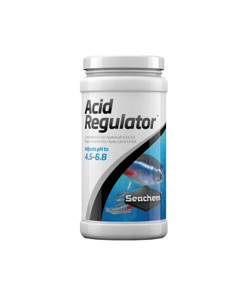 Seachem Acid Regulator | Acidificante para aquário  - KAUAR
