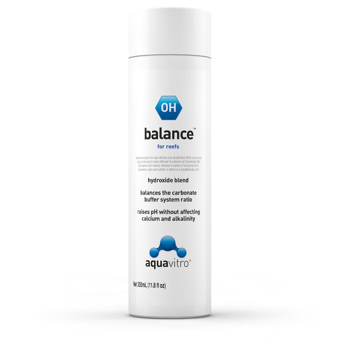 Seachem Aquavitro Balance | Condicionador de Água  - KAUAR