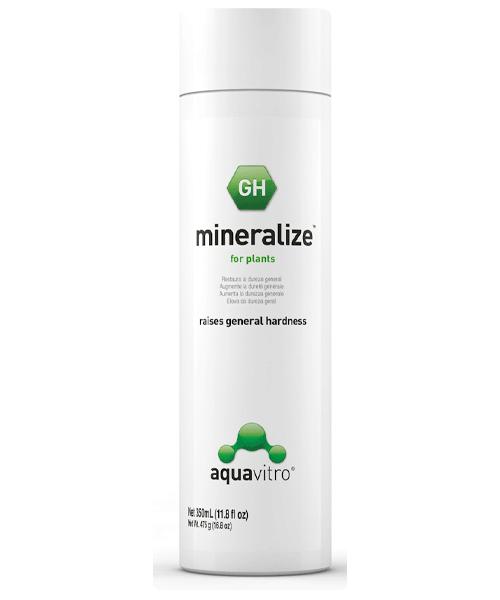 Seachem Aquavitro Mineralize | Condicionador de Água  - KAUAR