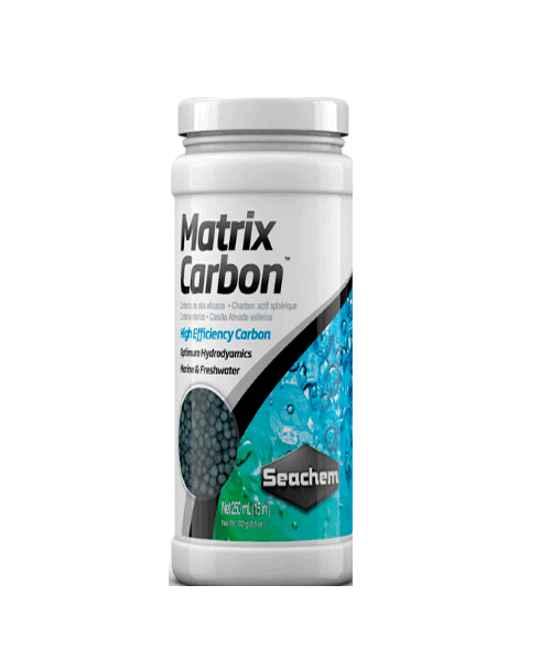Seachem Filtration Matrix Carbon   Mídia Filtrante   - KAUAR