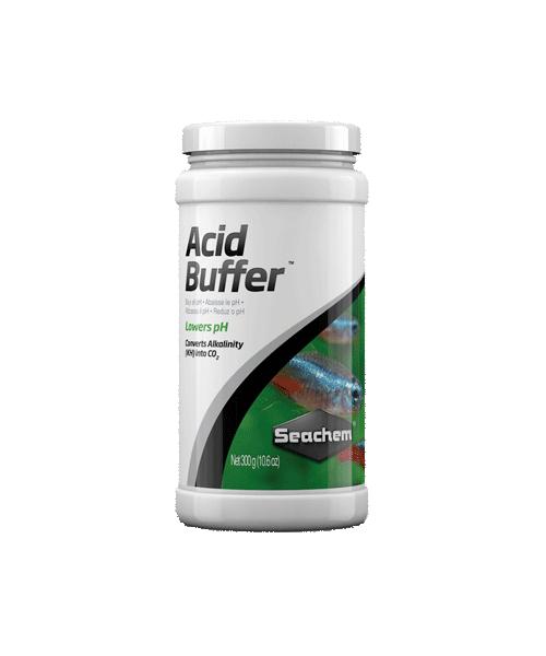 Seachem Freshwater Acid Buffer | Buffer para aquário  - KAUAR