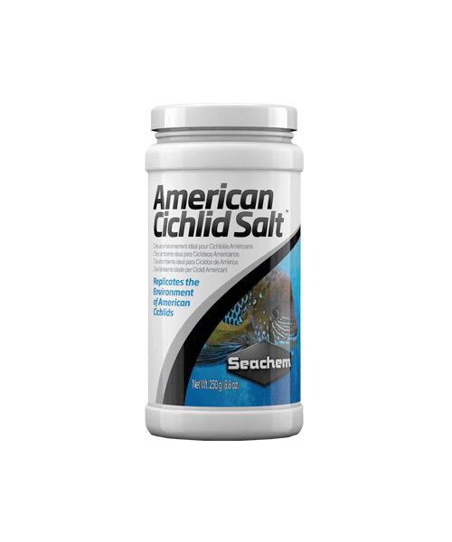 Seachem Freshwater American Cichlid Salt | Condicionador de Água  - KAUAR