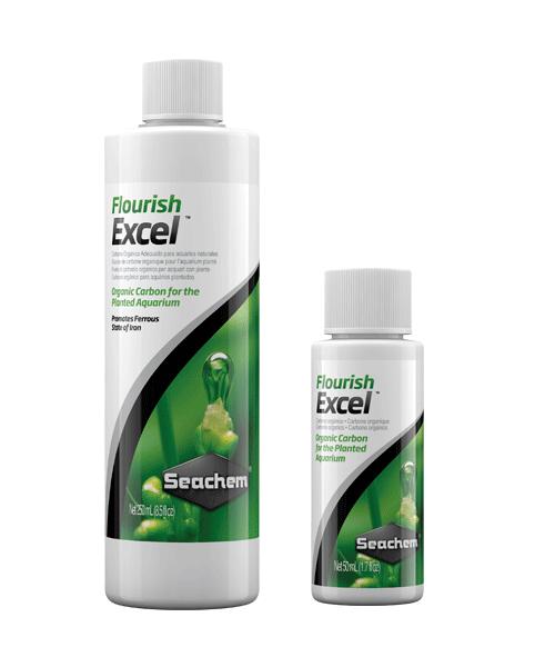 Seachem Freshwater Flourish Excel | Suplemento para Plantas  - KAUAR