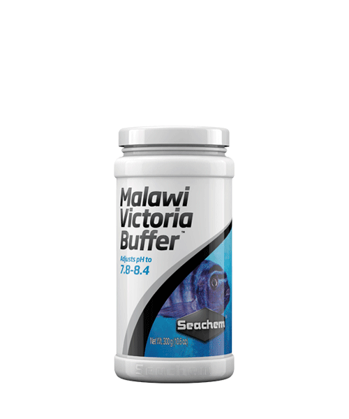 Seachem Freshwater Malawi Victoria | Buffer para Aquário  - KAUAR