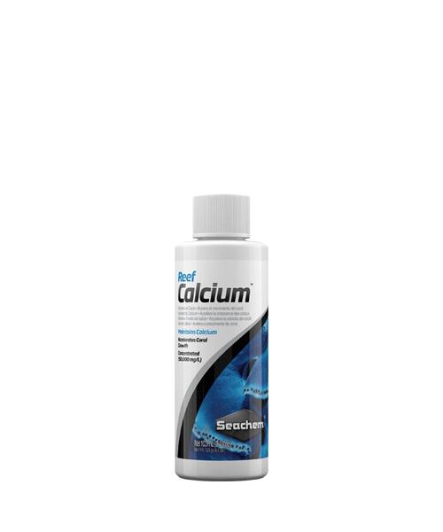 Seachem Saltwater Reef Calcium | Condicionador de água  - KAUAR