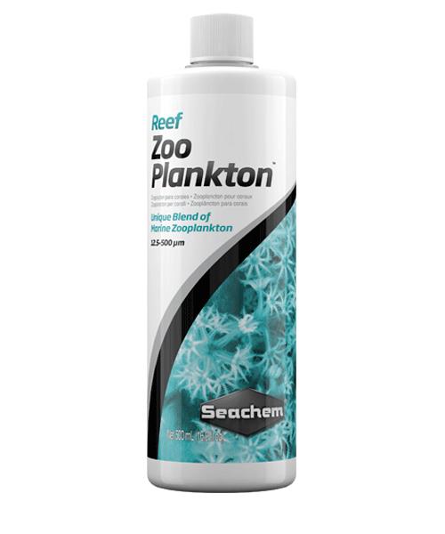 Seachem Saltwater Reef Zooplankton |Condicionador de água  - KAUAR