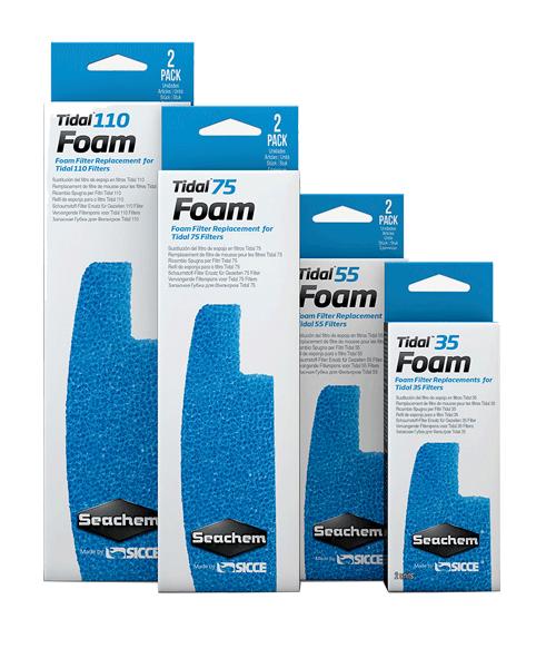 Espuma para filtro de aquário Seachem Tidal Foam   - KAUAR