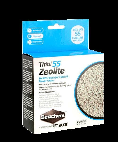 Seachem Tidal Zeolite | Mídia Filtrante  - KAUAR