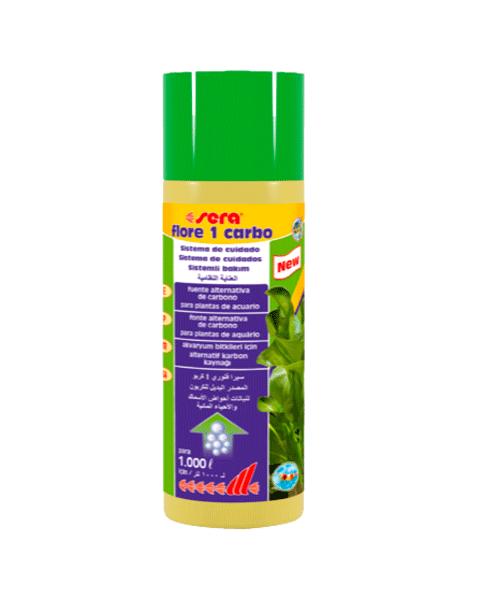 Sera Flore 1 Carbo | Suplemento para plantas   - KAUAR