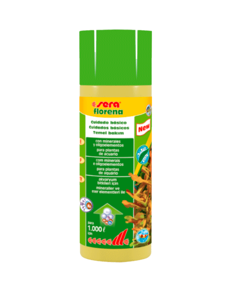 Sera Florena | Suplemento para Plantas  - KAUAR