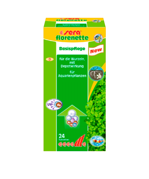 Sera Florenette | Suplemento para Plantas   - KAUAR