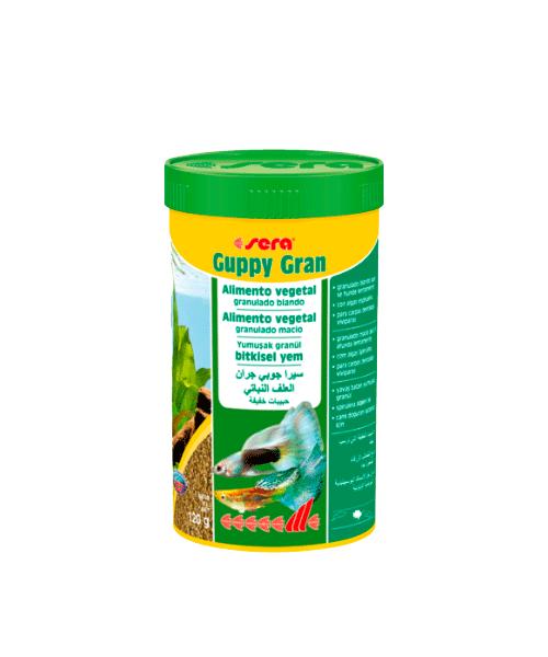 Sera Guppy Gran | Ração para Peixes   - KAUAR