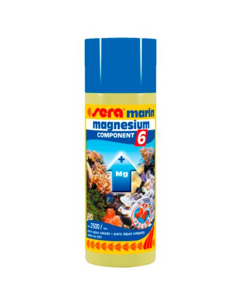 Sera Marin Component 6 Magnesium | Suplemento para aquário  - KAUAR