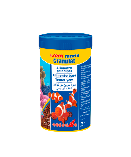 Sera Marin Granulat | Ração para Peixes  - KAUAR
