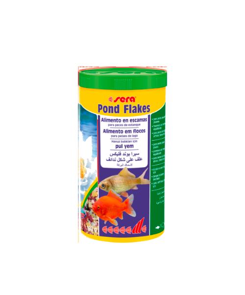 Sera Pond Flakes | Ração para peixes  - KAUAR