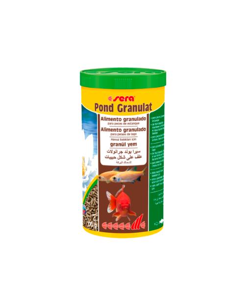 Sera Pond Granulat | Ração para peixes  - KAUAR