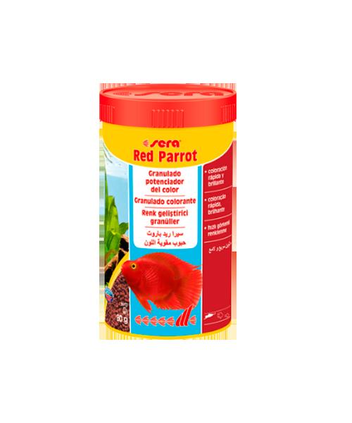 Sera Red Parrot   Ração para peixes   - KAUAR