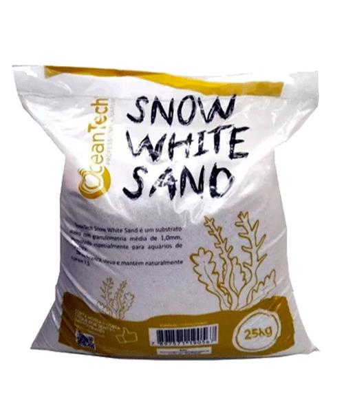 SUBSTRATO SNOW WHITE 25 KG  - KAUAR